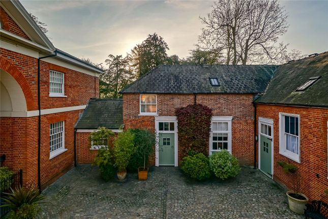 Thumbnail Detached bungalow for sale in The Mews, Cobham Park, Cobham, Surrey