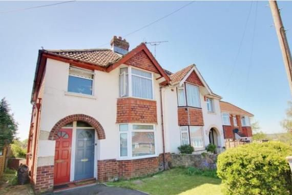 Thumbnail Flat to rent in Litchfield Crescent, Southampton