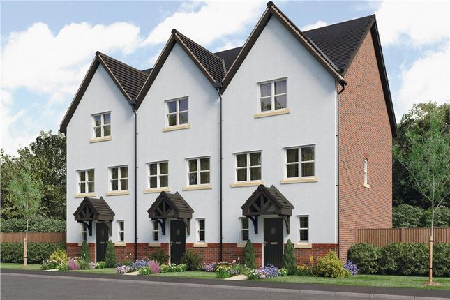 "Thumbnail Mews house for sale in ""Hardwicke"" at Rykneld Road, Littleover, Derby"