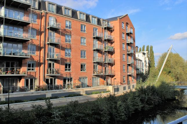 Thumbnail Flat for sale in Hungate Development, York