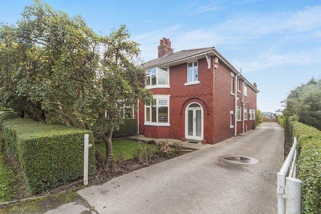 Thumbnail Semi-detached house for sale in Gilroy Gill Lane, Longton, Preston