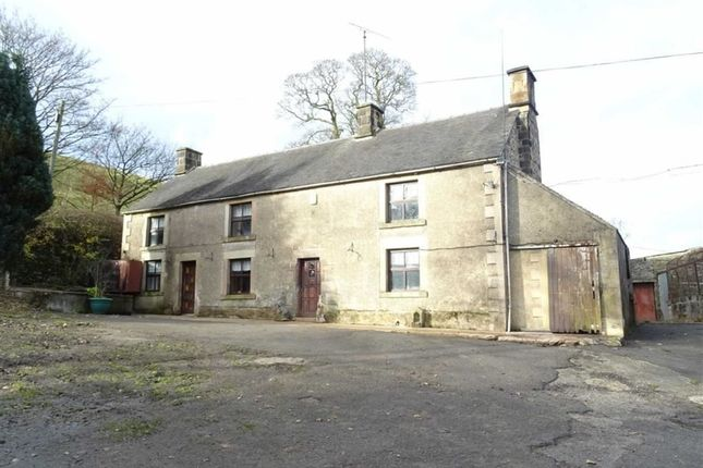 Thumbnail Land for sale in Hollinsclough, Buxton, Derbyshire