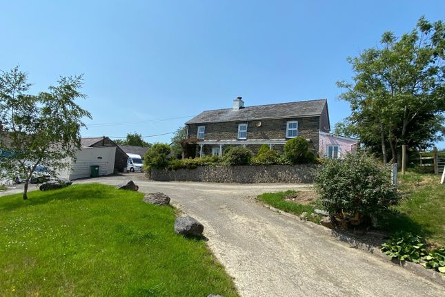 Detached house for sale in Llanarth, Aberaeron