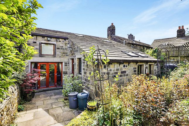 Thumbnail Semi-detached house for sale in Whitehall Fold Northgate, Heptonstall, Hebden Bridge