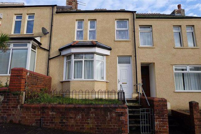 Robert Street, Barry, Vale Of Glamorgan CF63