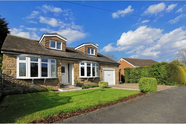 Thumbnail Detached bungalow for sale in West Garth, Tadcaster