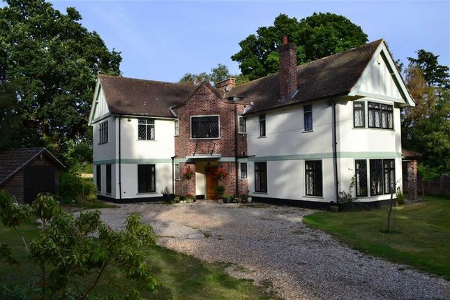 Thumbnail Detached house for sale in Garden Close Lane, Wash Common, Berkshire