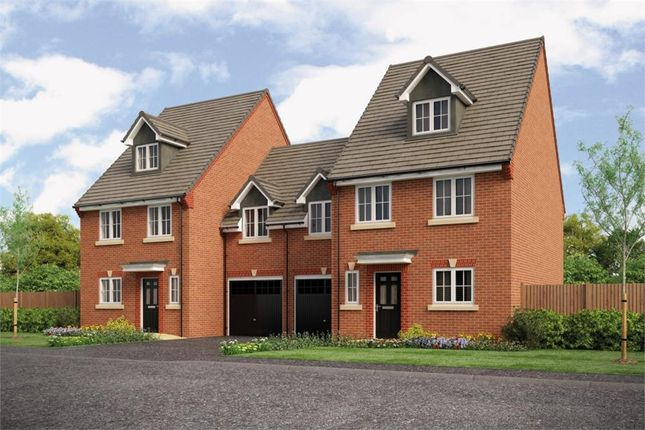 "Thumbnail Semi-detached house for sale in ""Golding"" at Smethurst Road, Billinge, Wigan"