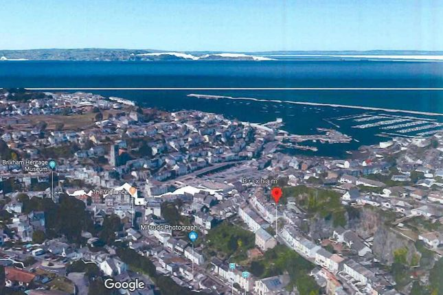 Thumbnail Land for sale in Cavern Road, Brixham