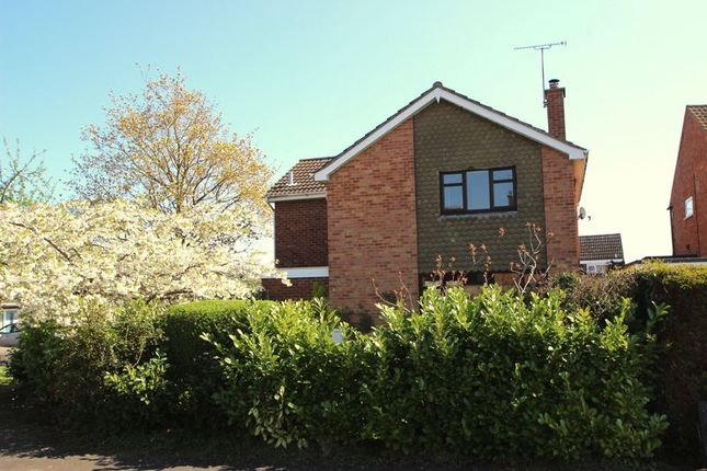 Thumbnail Detached house for sale in Sevincott Close, Stratford-Upon-Avon