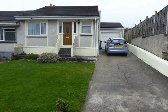 Semi-detached bungalow for sale in Colloway, Glen Chass, Port St. Mary, Isle Of Man