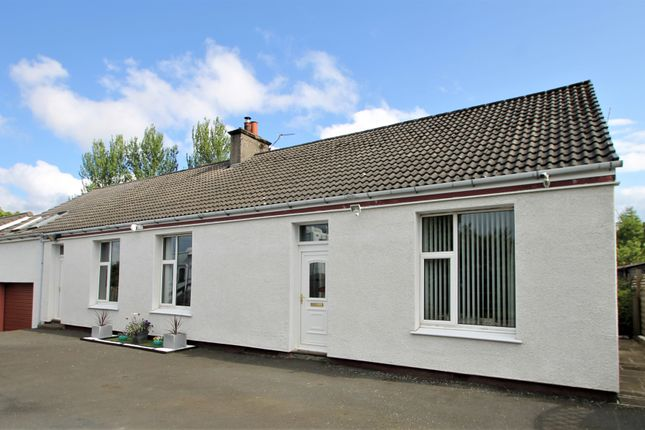 Thumbnail Detached bungalow for sale in Llynallan Road, Harthill, Shotts
