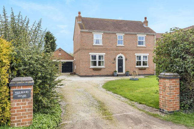 Thumbnail Detached house for sale in Mullberry House, Breighton, Selby