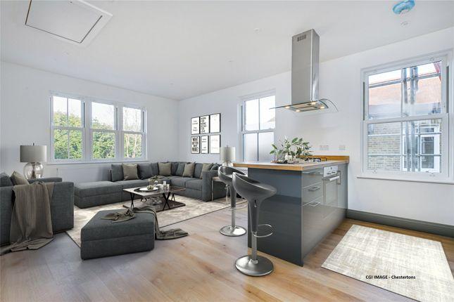 Thumbnail Flat for sale in Buxton Gardens, Acton, London