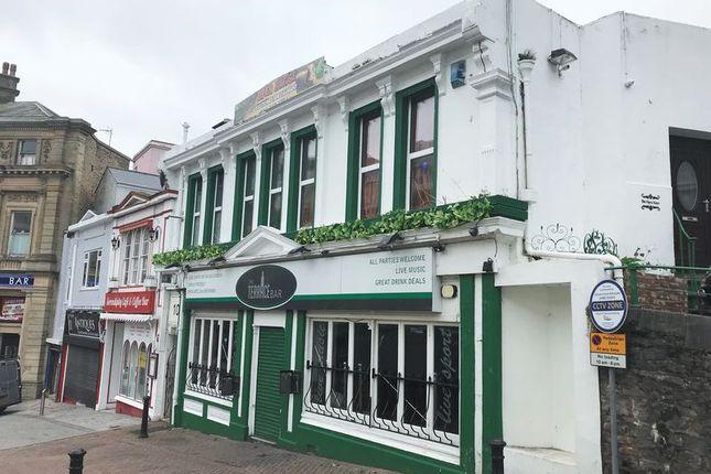 Restaurant/cafe to let in The Terrace, Torquay