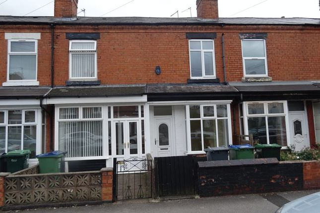 Thumbnail Terraced house to rent in Lightwoods Road, Bearwood, Smethwick