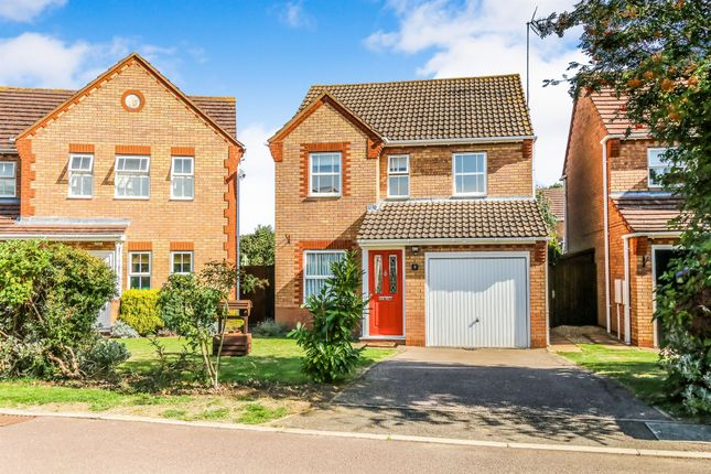 Thumbnail Detached house for sale in Tulip Drive, Rushden