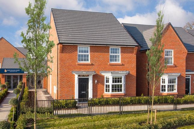 """Thumbnail Detached house for sale in """"Irving"""" at Manor Drive, Upton, Wirral"""