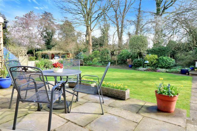 Garden of Orchard Avenue, Watford WD25