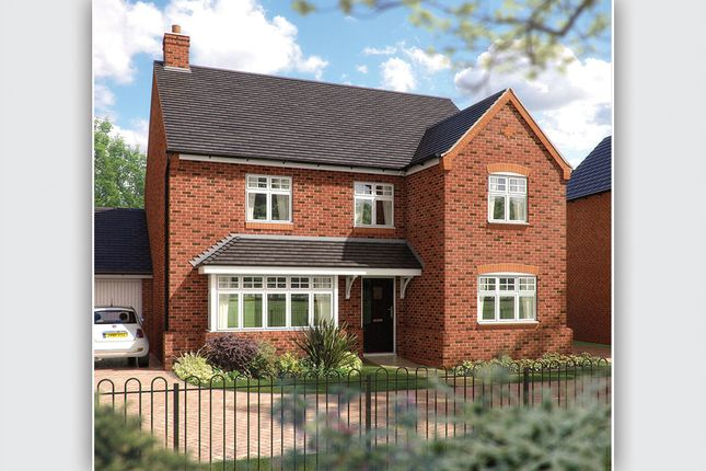 "Thumbnail Detached house for sale in ""The Chester"" at Trentlea Way, Sandbach"