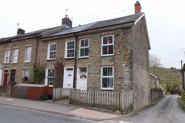 2 bed terraced house for sale in New Street, Talybont, Ceredigion SY24