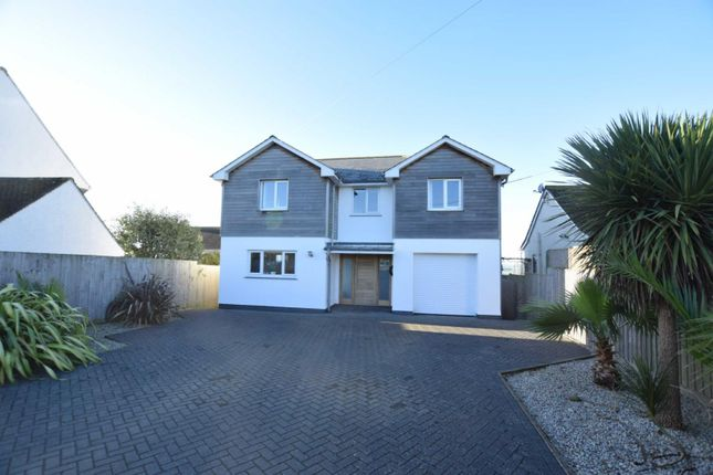 Thumbnail Property for sale in Northcott Mouth Road, Poughill, Cornwall
