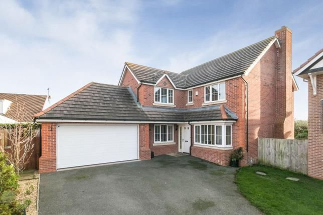 Thumbnail Detached house for sale in Lon Pedr, Llandudno, Conwy, North Wales