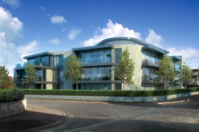 Thumbnail Flat for sale in Salterns Way, Lilliput
