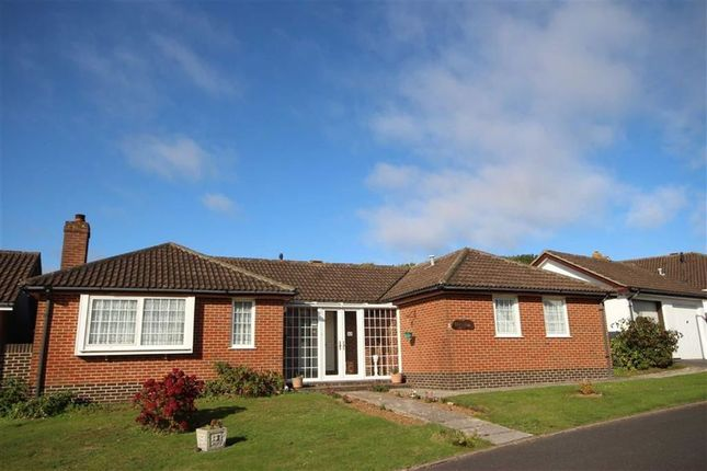 Thumbnail Detached bungalow for sale in Rippon Close, Brixham Heights, Brixham