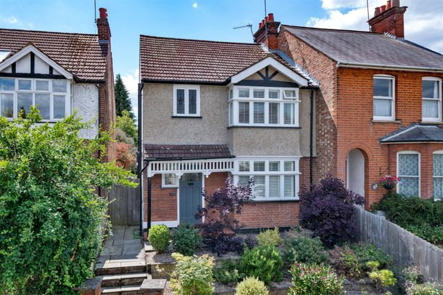 Thumbnail Semi-detached house for sale in Camp Road, St.Albans