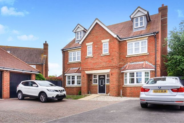 Detached house for sale in Hunnisett Close, Selsey, Chichester
