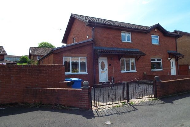 Thumbnail Semi-detached house to rent in Tillycairn Avenue, Glasgow