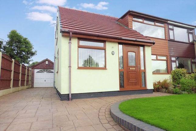 Thumbnail Semi-detached house for sale in 35 Coach House Drive, Shevington