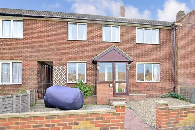 Thumbnail Terraced house for sale in Detling Close, Twydall, Gillingham, Kent