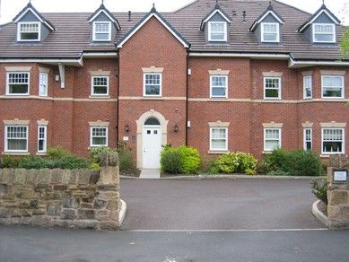 Thumbnail Flat to rent in The Links, Howbeck Road, Oxton, Birkenhead, Wirral