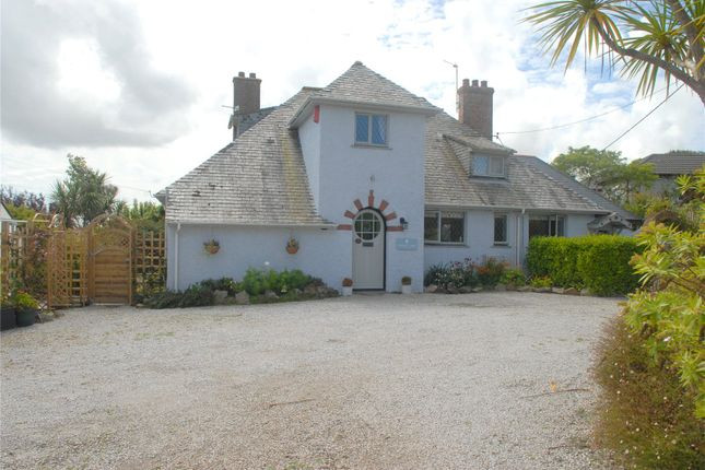 Thumbnail Detached house for sale in Fore Street, Lelant