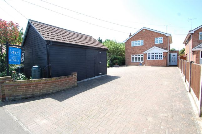 Thumbnail Detached house for sale in Maldon Road, Tiptree, Colchester