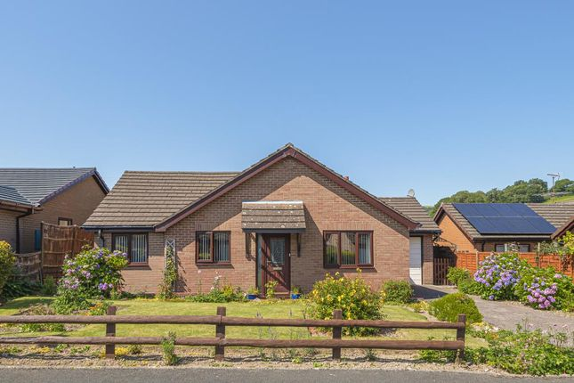 Thumbnail Detached bungalow for sale in Caefelyn, Norton Near Presteigne, Powys