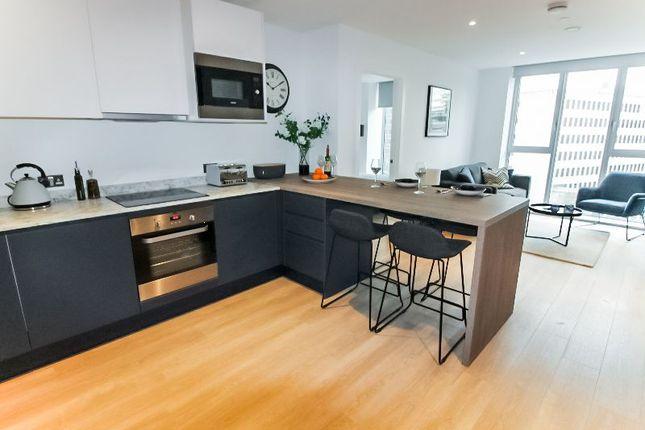 Thumbnail Flat to rent in New Kings Head Yard, Salford