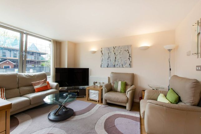 Thumbnail Flat to rent in Throwley Way, Sutton