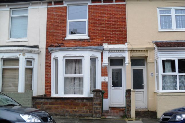 4 bed terraced house to rent in Pretoria Road, Southsea
