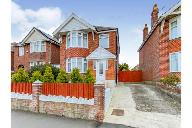 Thumbnail Detached house for sale in Great Preston Road, Ryde