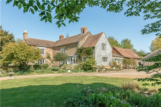 Thumbnail Detached house for sale in Hill Farm, Rodley, Westbury-On-Severn, Gloucestershire