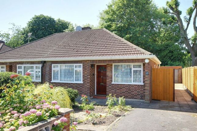 Thumbnail Bungalow for sale in Turkey Street, Enfield
