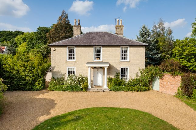 4 bed detached house for sale in The Green, Beyton, Bury St. Edmunds