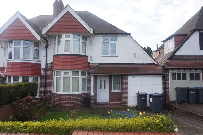 Thumbnail Semi-detached house for sale in Perry Barr Locks, Walsall Road, Great Barr, Birmingham