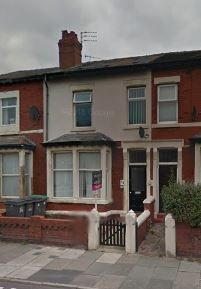 Thumbnail Flat to rent in Grasmere Road, Blackpool