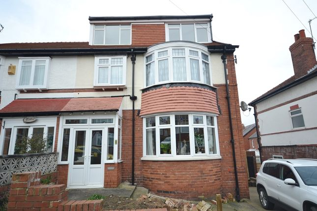 Thumbnail Semi-detached house for sale in The Dene, Scarborough