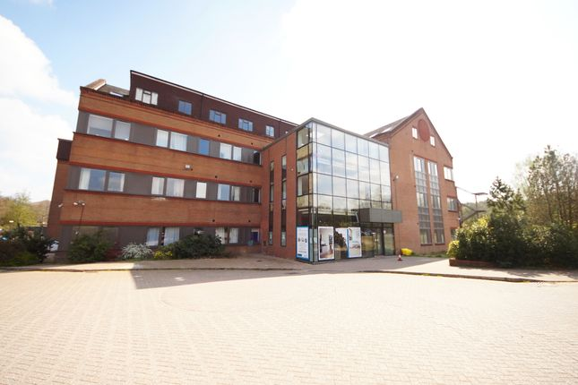 Thumbnail Flat for sale in Bartley Way, Hook