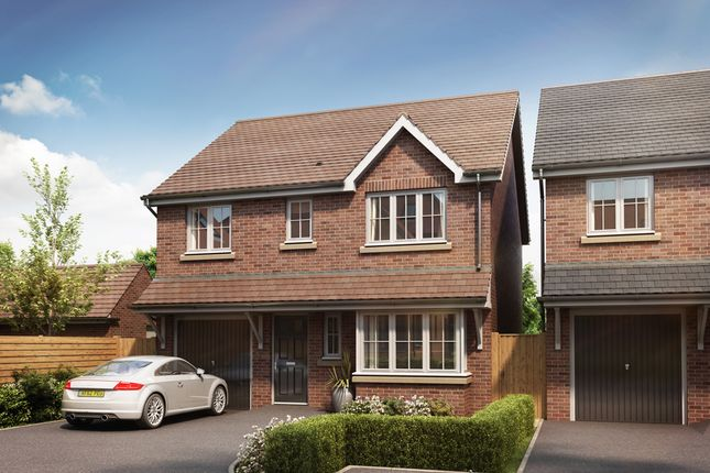 Thumbnail Detached house for sale in Clent View, Haden Cross, Cradley Heath